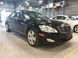 2007 Mercedes-Benz S-Class S550 4Matic! AWD! Leather Seats!