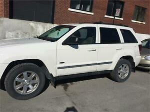Jeep Grand Cherokee 2010 $3995 finance dépôt $1000,514-793-0833