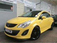 Vauxhall Corsa 1.2 i 16v Limited Edition 3dr (a/c) HUGE SPEC ++ VXR STYLING