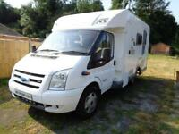 Ford Lunar Pinnacle FB, Habitation check 06/07/18, 12 months MOT