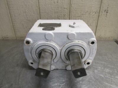 St Regis Cp Division 6ri Positive Displacement Sanitary Pump Gearbox