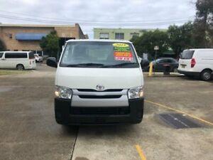 2015 Toyota HiAce TRH201R MY14 LWB White 4 Speed Automatic Van Lidcombe Auburn Area Preview