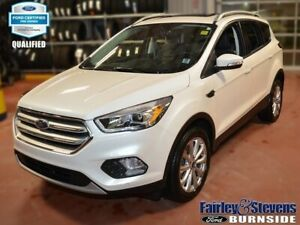 2018 Ford Escape Titanium $265 Bi-Weekly OAC