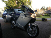 $12,750 · 07 BMW K1200GT - Low KMs