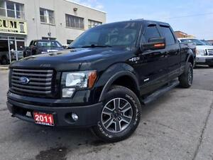 2011 Ford F-150 FX4 4X4 OFF ROAD **LEATHER-ROOF-CAMERA**