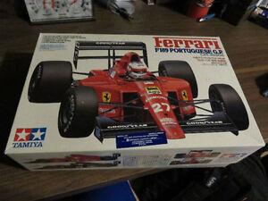Ferrari 1/24 1:24 F189 Portuguese G.P. Late Version F1 Car RARE
