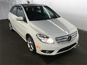 2014 Mercedes B250 CAMERA CUIR MAGS Sports Tourer
