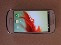 Samsung s3 mini white