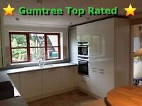 Reliable Kitchen fitters in Glasgow---we also the following Joiner Glasgow, Fencing Glasgow ,Decking