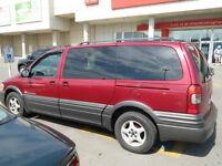 Pontiac Montana Minivan, Van-2005 with Wheelchair Lift