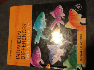 Individual Differences and Personality Textbook