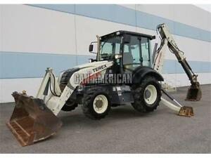 2010 TEREX TX760B BACKHOE LOADER