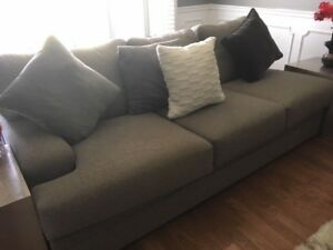 Very comfortable sectional sofa for sale
