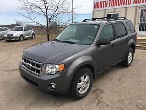 2010 FORD ESCAPE XLT - LOW KM - 4CYLINDER - AUTOMATIC