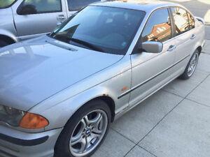 2001 BMW 3-Series 330xi Sedan