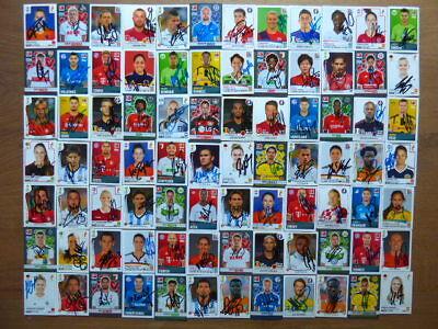 Carlos Bacca Kolumbien Nr.648 Panini WM Russia World Cup 2018 Sticker signiert