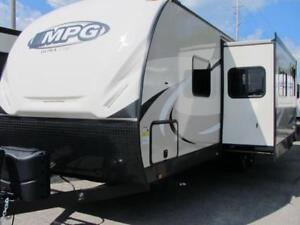 $28995 CRUISER RV'S BEST CANADIAN PRICED 2018 MPG 2790- 5910 LBS