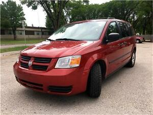 2010 Dodge Grand Caravan SE 7-Passenger!