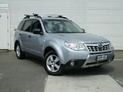 2012 Subaru Forester S3 MY12 X AWD Luxury Edition Silver 4 Speed Sports Automatic Wagon Edwardstown Marion Area Preview