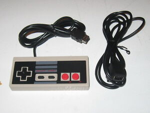 NES MINI CLASSIC CONTROLLER (5ft) & extra 6ft cable- BRAND NEW