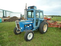 Ford 3600 Diesel Tractor with Cab
