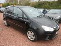 2008 57 FORD C-MAX 1.8 STYLE 5D 124 BHP