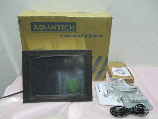 """AMAT 0660-00223, Industrial Panel PC, 15"""" LCD w/ Touchscreen, Advantech. 419144"""