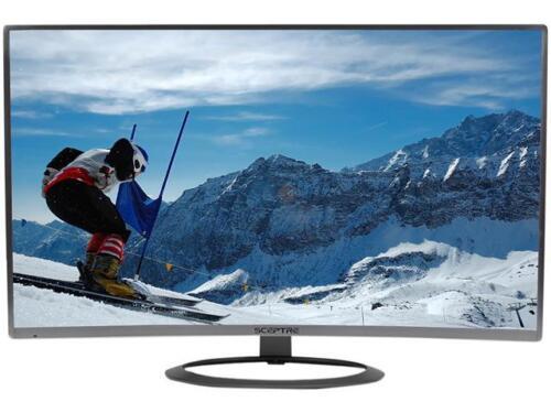 "Sceptre C325W-1920R 32"" 5ms Ultra Slim Curved Monitor, DCR 1"