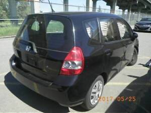 2007 HONDA FIT FOR PARTING OUT