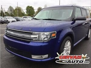 Ford Flex SEL Cuir MAGS 7 Passagers 2015