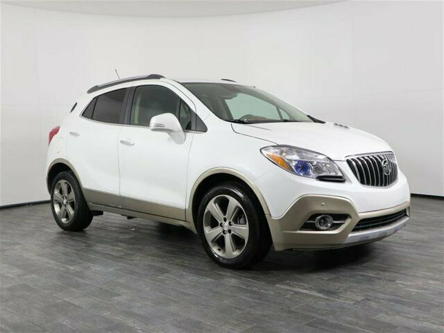 Image 4 Voiture American used Buick Encore 2016