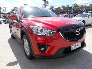 2014 Mazda CX-5 KE1031 MY14 Maxx SKYACTIV-Drive AWD Sport Red 6 Speed Sports Automatic Wagon Buderim Maroochydore Area Preview
