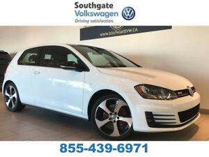 2017 Volkswagen Golf GTI AUTOBAHN | Heated Seats | Back Up Camer