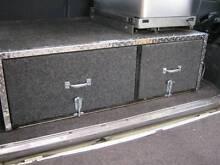Heavy duty 4wd storage drawers Para Hills Salisbury Area Preview