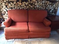 Wesley Barrel 2 seater sofa