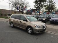 2007 Honda Odyssey LX (Certified & E-Tested)