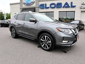 2017 Nissan Rogue SL AWD LEATEHR, NAV, ADAPTIVE CRUISE and more.