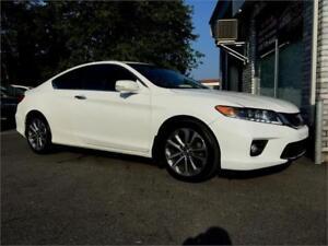 2014 Honda Coupé Accord EX-L W/NAVIGATION **MANUAL 6 SPEED**