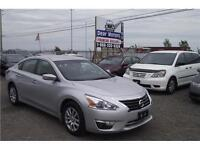 2015 Nissan Altima 2.5 S**NO ACC** FACTORY WARRANTY BY NISSAN**
