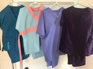 Scrubs size med to large a few xl things
