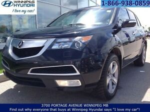 2013 Acura MDX Tech 6sp auto Leather Sunroof No Accidents