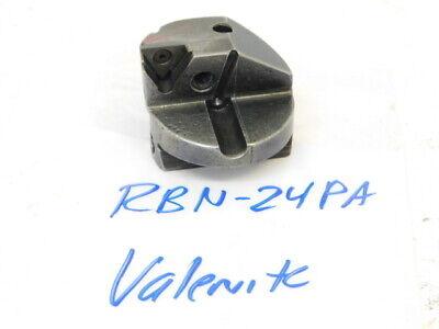 Used Valenite Vari-set Rbn-24pa Boring Head Tpg