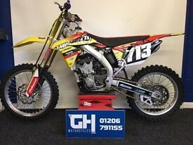 2013 SUZUKI RMZ 250   VERY GOOD CONDITION   2 OWNERS FROM NEW   SOLD NEW BY US