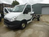 IVECO DAILY 35S11 LWB CAB & CHASIS AUTO