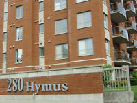 Spacious 2 Bedroom Condo Boul. Hymus Pointe-Claire 279000$