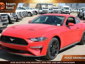 2018 Ford Mustang ECOBOOST, 100A, SYNC, MYKEY, AIR CONDITIONING,