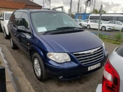 2006 Chrysler Grand Voyager RG LX Vision 4 Speed Automatic Wagon Granville Parramatta Area Preview