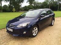 Ford Focus 1.6 TI-VCT ( 125ps ) Powershift Zetec Estate 2012 1 Private owner