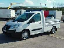 Fiat Scudo 2.0 M-JET 130CV EURO5 PICK-UP CASSONE 54000 KM