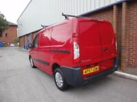 2007 PEUGEOT EXPERT 1000 1.6 HDi 90 H1 Van DRIVES SUPERB
